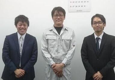藤栄建設株式会社 代表取締役 地藤 修次 様